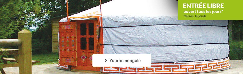 Yourte mongole : location et hébergement
