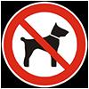 Chiens interdits